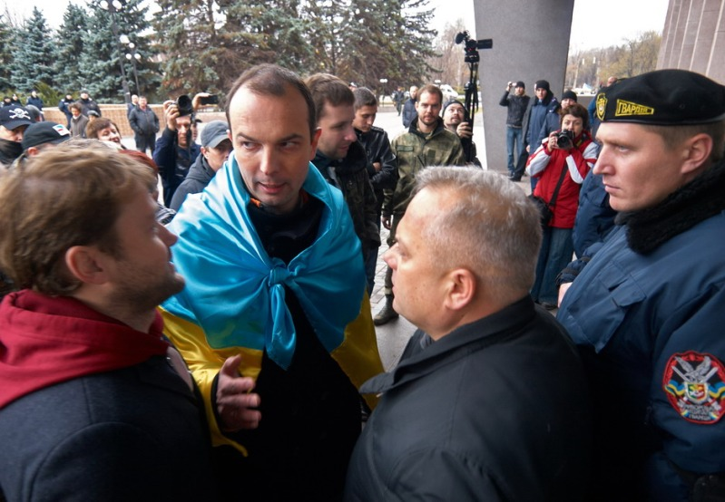 People's Deputies of Ukraine going to get into the City Hall of Kryvyi Rih